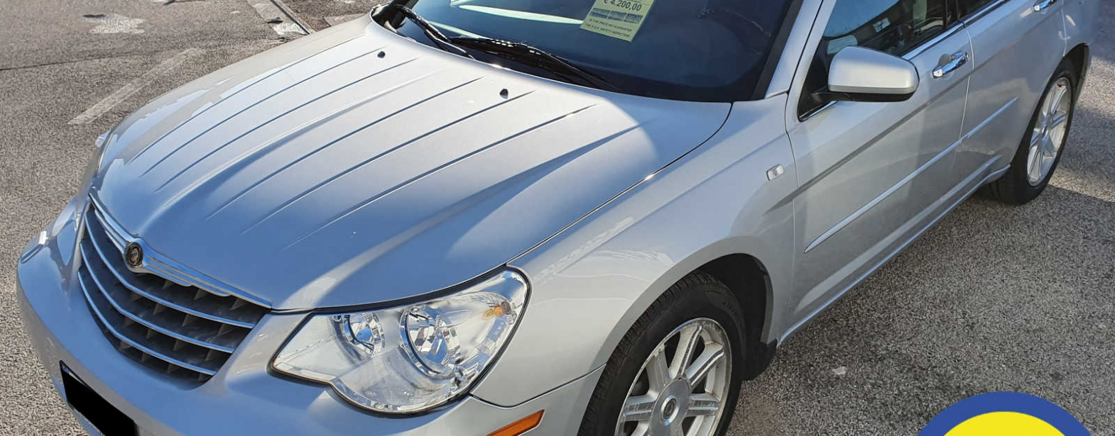 CHRYSLER SEBRING FR